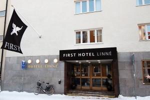 hotell Uppsala