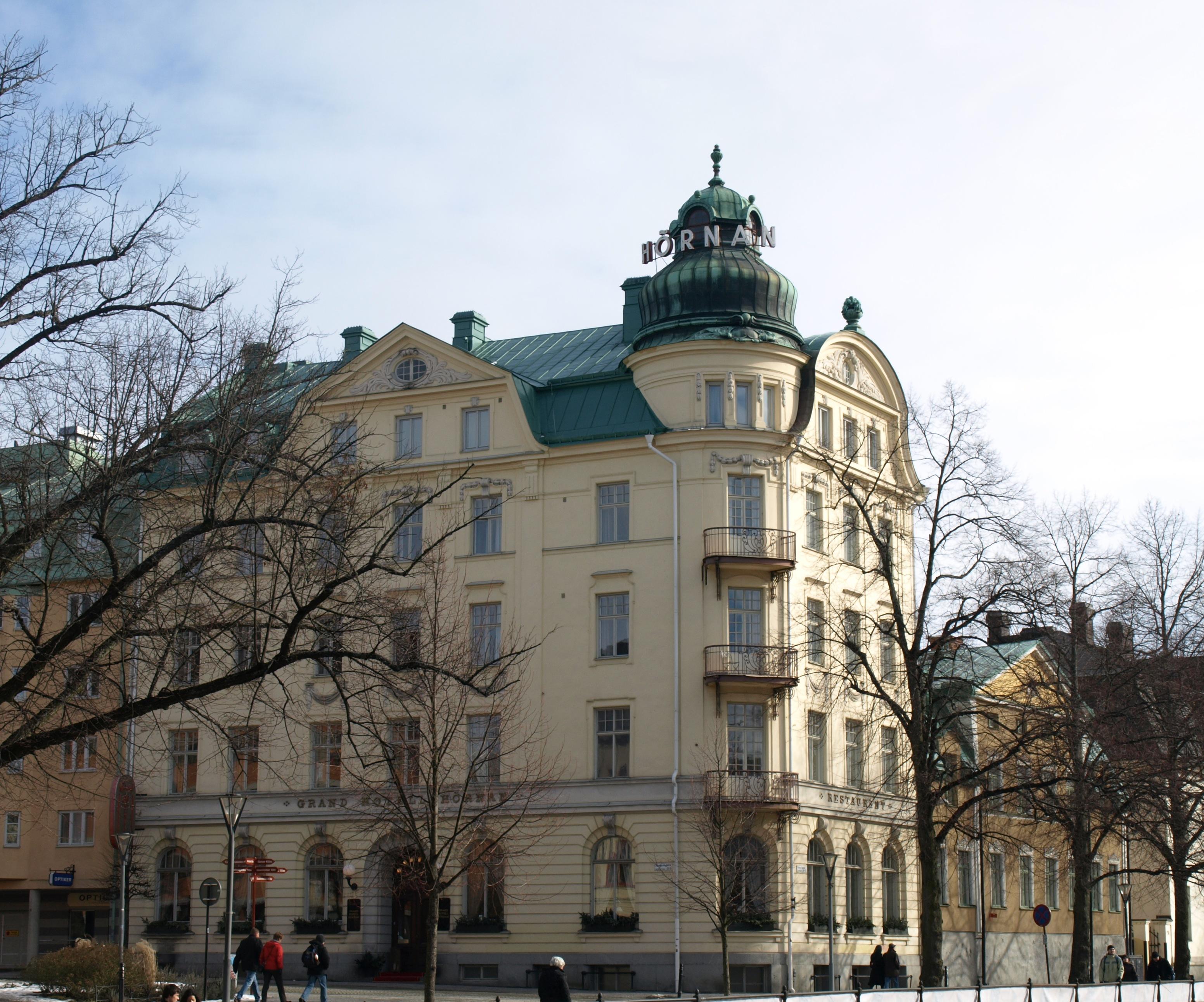 PRIS HOTELL TÄVLING FYRA KRONOR