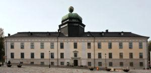 Fyra måsten i Uppsala